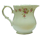 Duchess China June Bouquet - Milk Jug