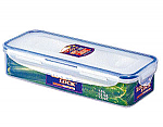 Lock & Lock Rectangular Bacon Box 1ltr including Freshness Tray