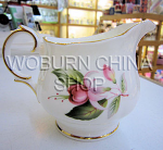 Duchess China - Fuchsia Cream Jug (Coffee) Small