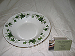 Duchess China Ivy - Rimmed Soup 22cm