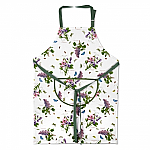 Portmeirion Botanic Garden Apron Cotton Drill