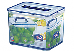 Lock & Lock Handy Rectangular 12ltr including Freshness Tray