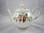 Duchess China - Fuchsia Teapot (Medium) 4 cup