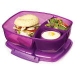 Sistema Triple Split Lunchbox 2L