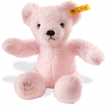 Steiff My First Steiff Teddy Bear Pink 24cm