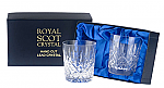 Royal Scot - London - Presentation Box 2 Large OF Tumblers 11oz