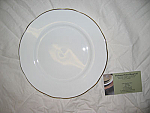 Duchess China Gold Edge - Salad Plate 21cm