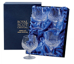 Royal Scot - London - Presentation Box 4 Brandy Glasses