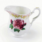 Roy Kirkham Vintage Rose Cream Jug