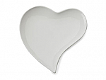 Maxwell & Williams - White Basics Heart Plate 21cm