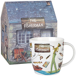 At Your Leisure - The Fisherman Mug in Giftbox