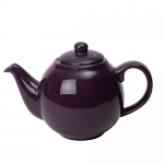 London Pottery Globe Teapot 6 Cup Plum Purple