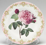 Roy Kirkham Vintage Rose Side Plate 20cm