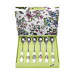 Portmeirion Botanic Garden Tea Spoon Set of 6
