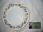 Duchess China Greensleeves - Salad Plate 21cm