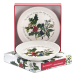 Portmeirion Holly & Ivy Sweet Dish (pair) 10cm