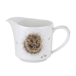 Royal Worcester Wrendale Designs - Jug - Cream - Hedgehog