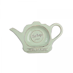 T&G Pride of Place Tea Bag Tidy in Old Green