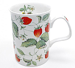 Roy Kirkham Lancaster Mug Alpine Strawberry