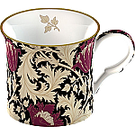 Creative Tops V&A William Morris Anemone Black - 2 Mugs