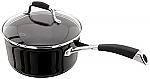 Stellar Black Induction 20cm Saucepan 2.3L