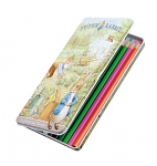 Peter Rabbit Colouring Pencils in a Tin