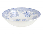 Burleigh Blue Asiatic Pheasants Cereal Bowl