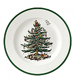 Spode Christmas Tree - Plate 8 inch 20cm