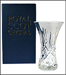 Royal Scot - London - Miniature Waisted Vase 11.5cm