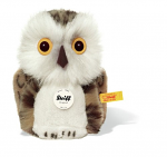 Steiff Wittie Owl Grey Brindled 12cm