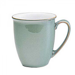 Denby Regency Green Coffee Beaker / Mug