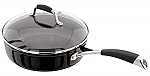 Stellar Black Induction 24cm Saute Pan