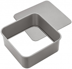 Judge Bakeware - Square Cake Tin - Loose Base 18x18x7cm