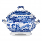 Spode Blue Italian - Soup Tureen