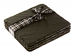 Just Slate Company - Coaster Square x 4 Boxed