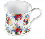 Creative Tops Palace Fine Bone China Mug - Royal Flora