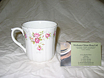 Duchess China June Bouquet - Panel Mug