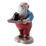 Beswick Father Christmas A Merry Christmas Pudding
