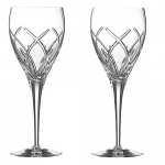 Galway Crystal Mystique Goblet - Set of 2