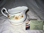 Duchess China Greensleeves - Gravy Boat
