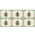 Spode Christmas Tree - Placemats Set of 6