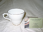Duchess China Gold Edge - Teacup