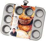 James Martin Bakers Dozen Muffin or Cupcake Tin 12 Cup