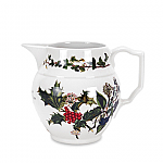 Portmeirion Holly & Ivy Staffordshire Jug 1 Pint