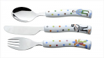 Arthur Price Cherish Me - Boy's 3 Piece Cutlery Set