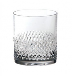 Royal Scot Tiara Crystal 2 Large Old Fashioned Tumbler