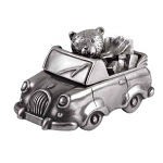 Royal Selangor Teddy Bears Picnic Tooth Box - Boy Teddy