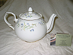 Duchess China Harebell - Teapot Large 6 cup