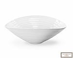 Portmeirion Sophie Conran White Small Salad Bowl 9.5in