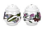 Portmeirion Botanic Garden Salt & Pepper Romantic Shape